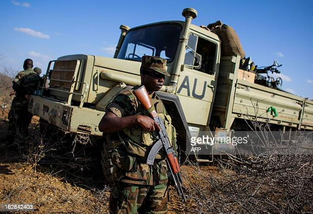 CREDIT 'AFP PHOTO / AUUN IST PHOTO / STUART PRICE' NO In a photograph taken and released by the African UnionUnited Nations Information Support team...