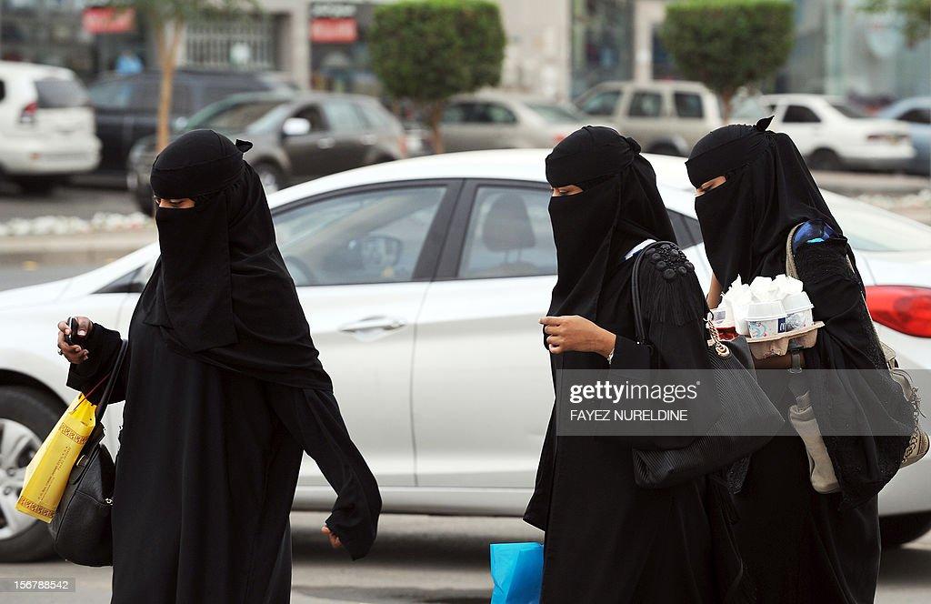 SAUDI-WOMEN-RIGHTS : ニュース写真