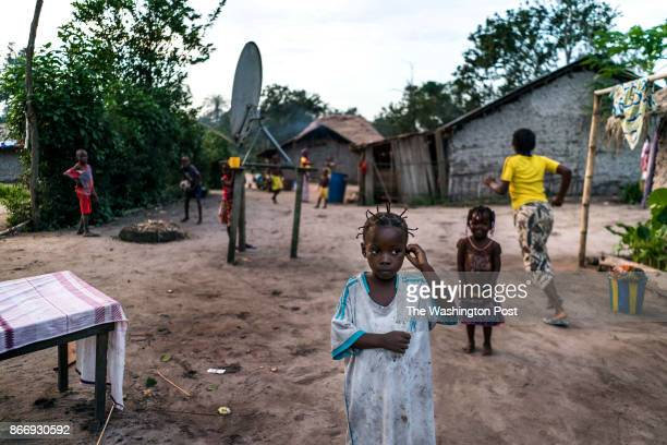 CONGO In a remote northern village within Central Africa a team from the Center of Disease Control researches the MonkeyPox virus on the ground in...