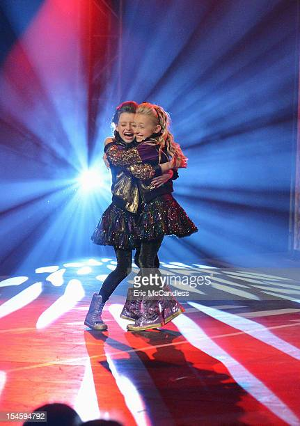 MARK In a thrilling performance showcasing dance and gymnastic skills the dance duo DJ's Mix – 9yearold Jaycee and 10yearold Dylynn from Arizona –...