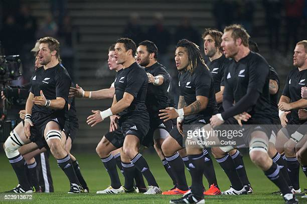 In action during the New Zealand V Fiji Rugby Union test match at Carisbrook, Dunedin. New Zealand. 22nd July 2011. Photo Tim Clayton