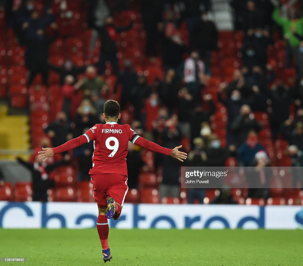 Liverpool v Tottenham Hotspur - Premier League : ニュース写真
