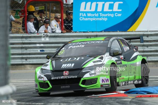 MOTORSPORT in action during the Race 2 of FIA WTCC 2017 World Touring Car Championship Race of Portugal Vila Real June 25 2017