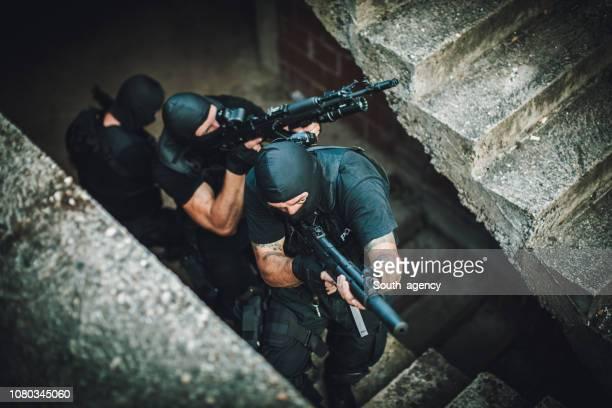 SWAT in Aktion