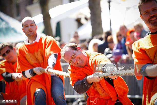 In alsmost every municipality in The Netherlands on Monday there are festivities and fares in light of the national King's Day celebrations. The day...
