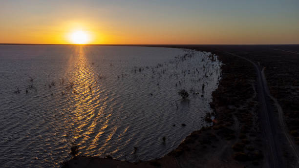 AUS: Wildlife Expected To Flourish As Influx Of Water Sees Menindee Lakes Exceed Capacity