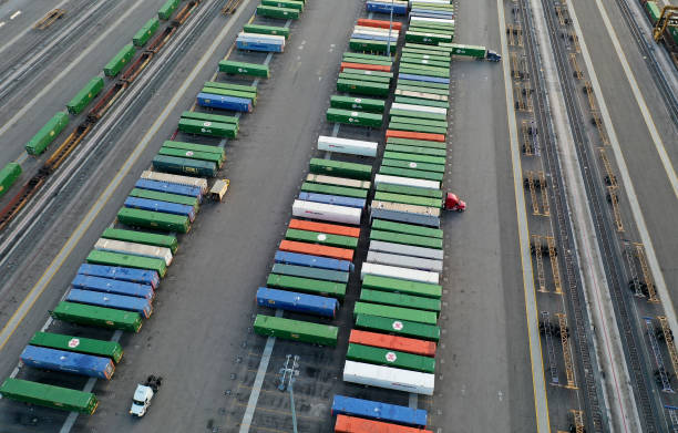 CA: Pandemic Induced Supply Chain Bottlenecks Continue To Plague Global Shipping Industry