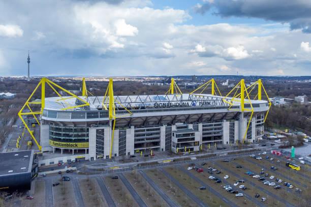DEU: Borussia Dortmund v Manchester City  - UEFA Champions League Quarter Final 1: Leg Two