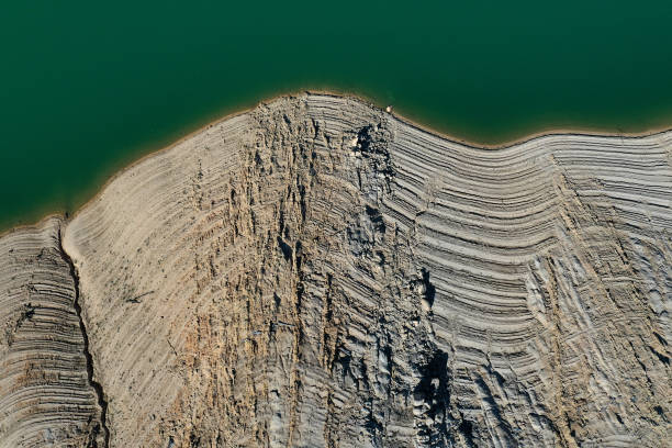 CA: California's Current Drought Evident By Low Levels In Lake Oroville