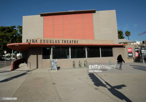 In an effort to adapt live theater for the COVID era Center Theatre Group has transformed the Kirk Douglas Theatre into a digital studio and is...