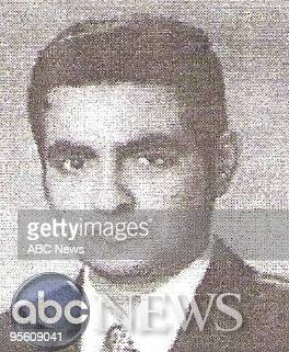 In an image provided by ABC News Humam Muhammed alBalawi the Jordanian double agent who killed seven CIA operatives and his Jordanian handler in a...