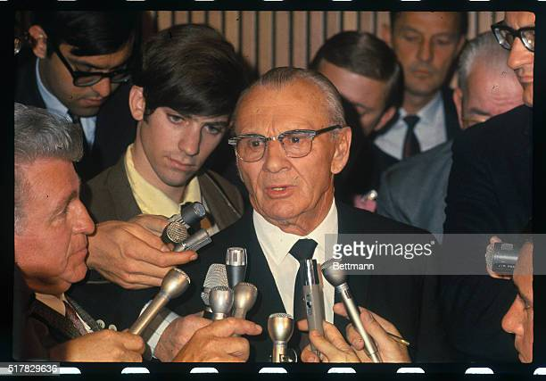 In An interview in the courtroom following the hearing for Sirhan B Sirhan his attorney Russell E Parsons gave a word picture of his client showing...