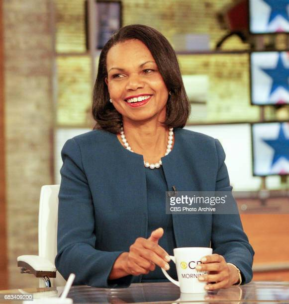 In an interview with 'CBS This Morning' Former United States Secretary of State Condoleezza Rice was asked what she thinks North Korea is trying to...