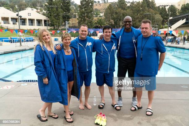 STARS In an ode to ABCs 'Wide World of Sports' 100 TV stars from 14 different network and cable companies will take their athleticism to a new level...
