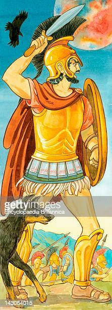 In Ancient Greek Mythology Ares Was The God Of War In Roman Mythology He Is Associated With Mars