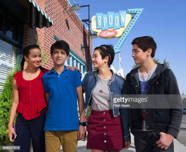 MACK In Andi Mack a series about a 13 yearold girl and her friends each figuring out who they are the teen characters model inclusion and respect for...