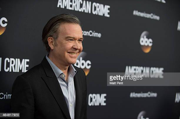 In anticipation of the premiere of Walt Disney Television via Getty Images's groundbreaking new television drama, cast members and executives from...