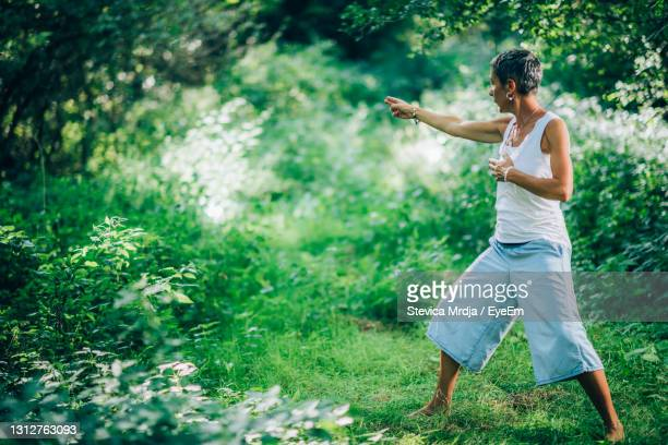 in balance with nature - mindful practice of giving and receiving - belgrade serbia stock pictures, royalty-free photos & images