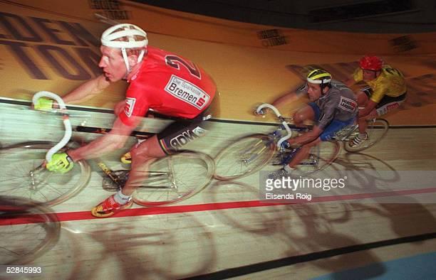 RENNEN 1999 in Bremen Andreas KAPPES/GER Marco VILLA/ITA Kurt BETSCHART/SUI