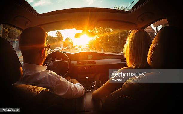 in  car - car interior stock pictures, royalty-free photos & images