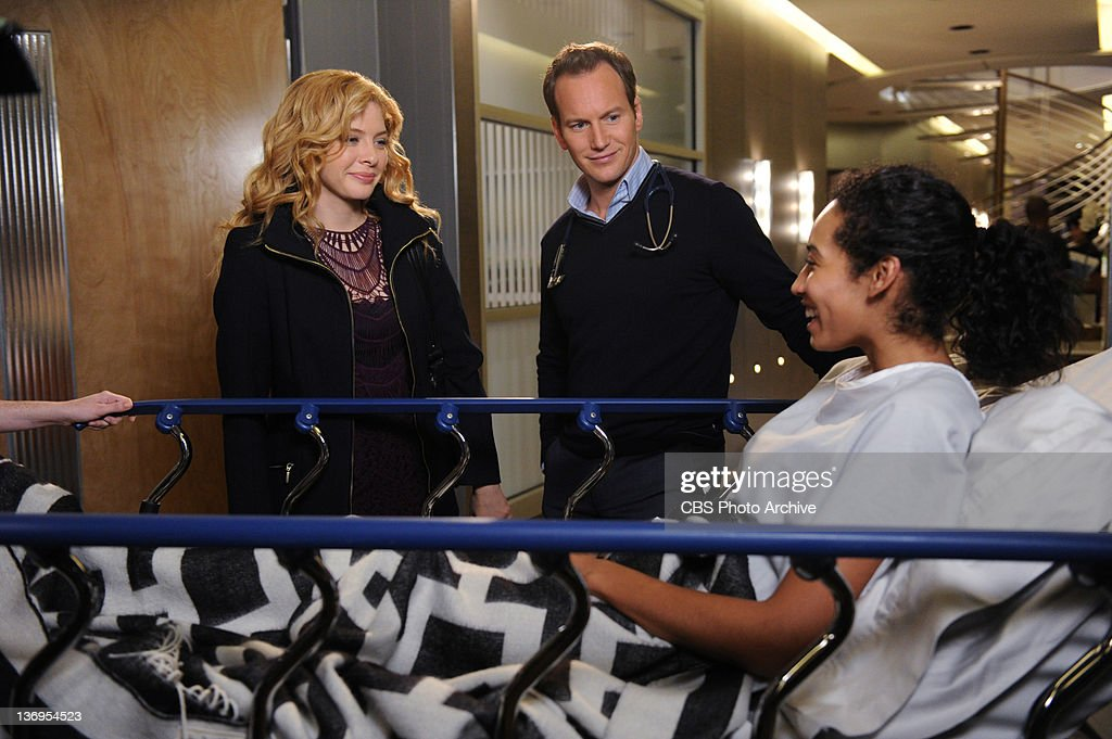 'In Case Of Blind Spots' -- Michael (Patrick Wilson) treats a girl (Chivonne Michelle) that Kate (Rachelle Lefevre) mentors who has serious issues that Kate has failed to notice, on A GIFTED MAN, Friday, Feb. 3 (8:00-9:00 PM, ET/PT) on the CBS Television Network.