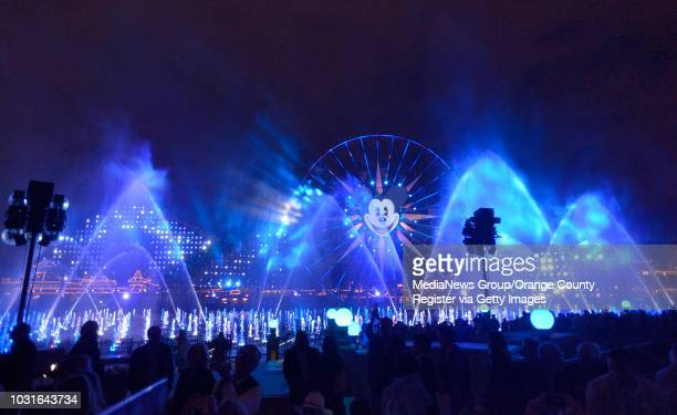 In celebration of DisneylandÕs 60th anniversary the World of Color water show at Disney California Adventure got a reboot including a new story...