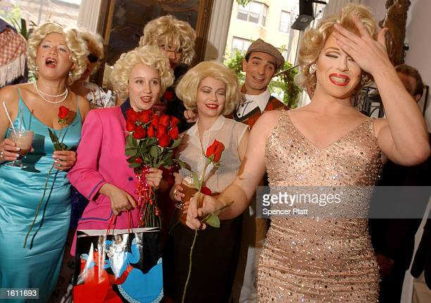 In celebration of the 55th anniversary of Marilyn Monroe''s first movie contract the restaurant Serendipity 3 and the offBroadway play Bombshell hold...
