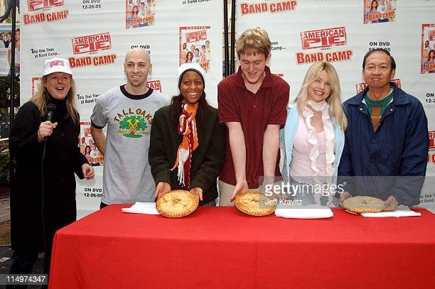 In celebration of the DVD release of American Pie Presents Band Camp, Vivian Mayer, SVP of Publicity at Universal Studios Home Entertainment, is...