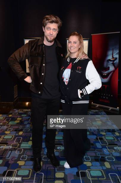 In celebration of their film's upcoming theatrical release IT CHAPTER TWO filmmakers Andy Muschietti and Barbara Muschietti visit Scotiabank Theatre...