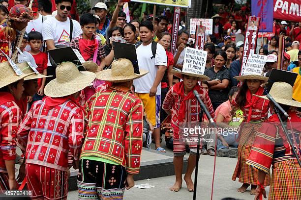 Manobo Tribal Dance