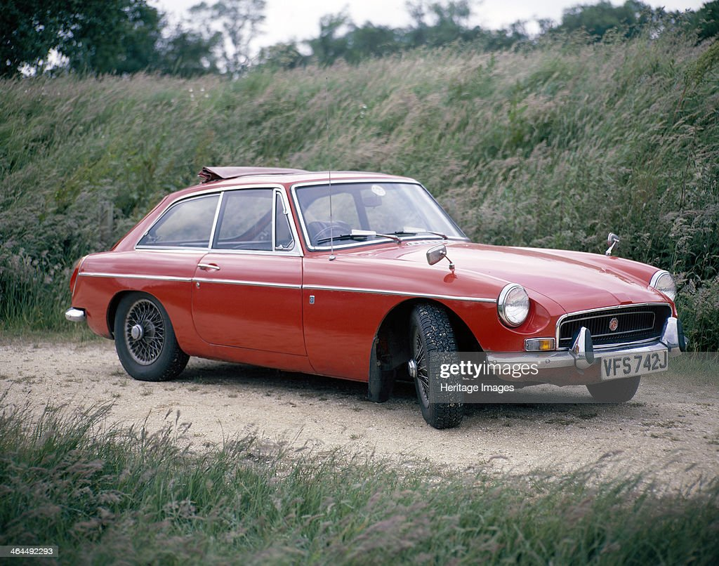 GT  In common with most MG cars, the MGB GT offered