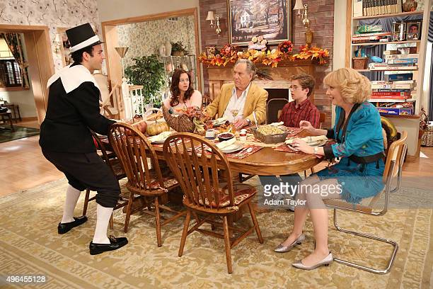 """In Conclusion, Thanksgiving"""" - Beverly insists the entire family gather for the holiday, but tension builds when brother-in-law Marvin tricks Pop-Pop..."""