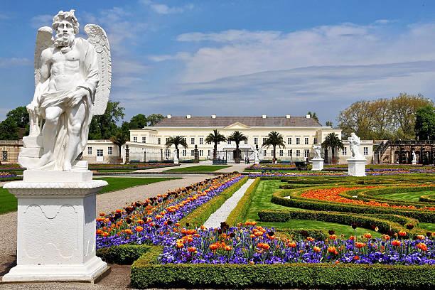In Den Herrenhäuser Gärten In Hannover Pictures Getty Images
