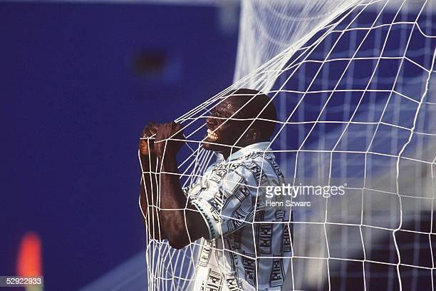 WM 1994 in den USA Dallas NIGERIA BULGARIEN 30 Rasheed YEKINI/NGA