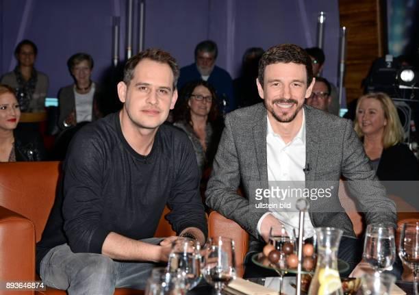 In der NDR Talk Show erwarten Barbara Schöneberger und Hubertus MeyerBurckhardt folgende Gäste Moritz Johann Bleibtreu[1] ist ein deutscher...