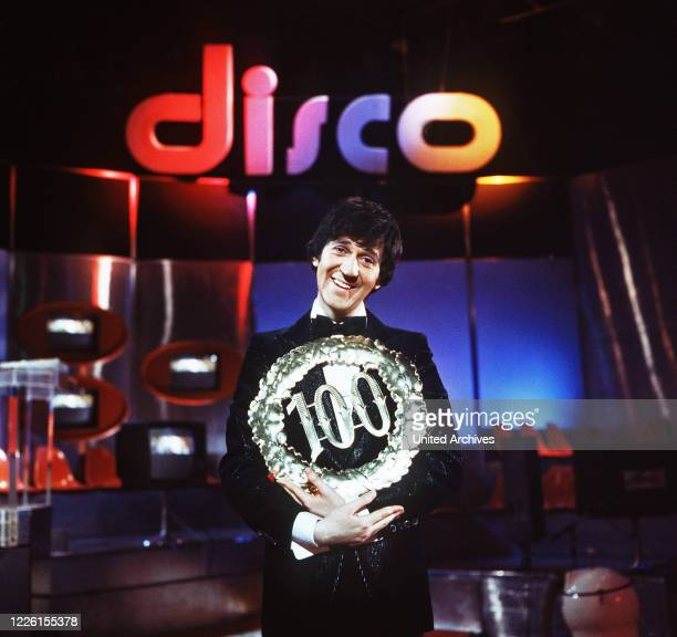 "In der ZDF-Musikshow "" Disco "" am 30. April 1979."