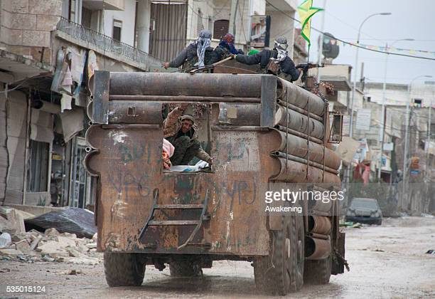 In disarray, retreating from Kobane villages. The People's Protection Units and the Peshmerga managed to free Kobane from ISIS following a four-month...