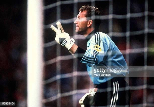 EM 1996 in ENGLAND Manchester ITALIEN DEUTSCHLAND 00 TORWART Andreas KOEPKE/GER