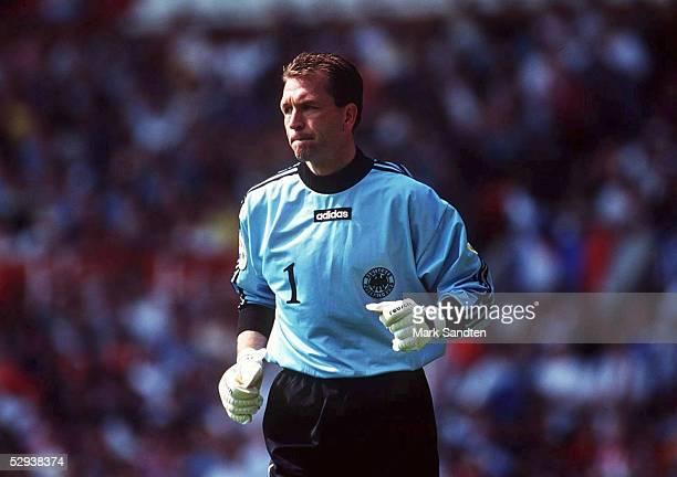 EM 1996 in ENGLAND Manchester RUSSLAND DEUTSCHLAND 03 Torwart Andreas KOEPKE/GER