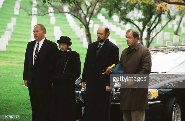 WING In Excelsis Deo Episode 10 Air Date Pictured Kathryn Joosten as Dolores Landingham Richard Schiff as Toby Ziegler Paul Austin as George...