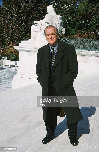 WING In Excelsis Deo Episode 10 Air Date Pictured John Spencer as Leo McGarry Photo by Eric Liebowitz/NBCU Photo Bank