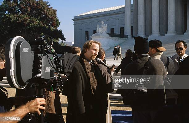 WING In Excelsis Deo Episode 10 Air Date Pictured Timothy Busfield as Danny Concannon Photo by Eric Liebowitz/NBCU Photo Bank