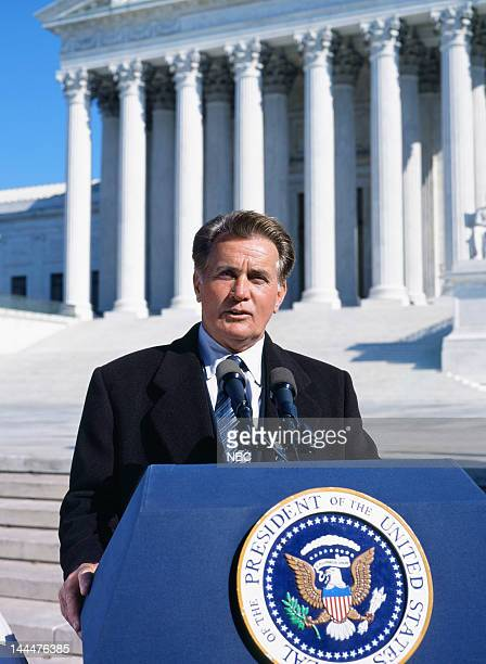 HOUSE In Excelsis Deo Episode 10 Pictured Martin Sheen as President Josiah Jed Bartlet
