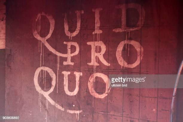 In Extremo Quid pro QuoTour In Extremo besteht aus Das Letzte Einhorn Van Lange Die Lutter Dr Pymonte Flex der Biegsame Yellow Pfeiffer und Specki TD...