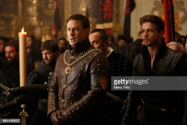 """In Fair Verona, Where We Lay Our Scene"""" - In the wake of Romeo and Juliet's tragic deaths, the Montague and Capulet rivalry escalates. A new royal..."""