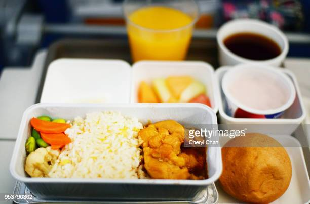 In Flight Meal - Economy Class