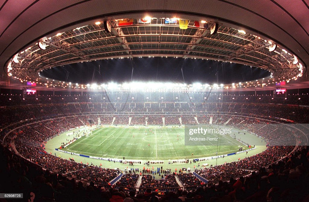 Saint Denis Stadion