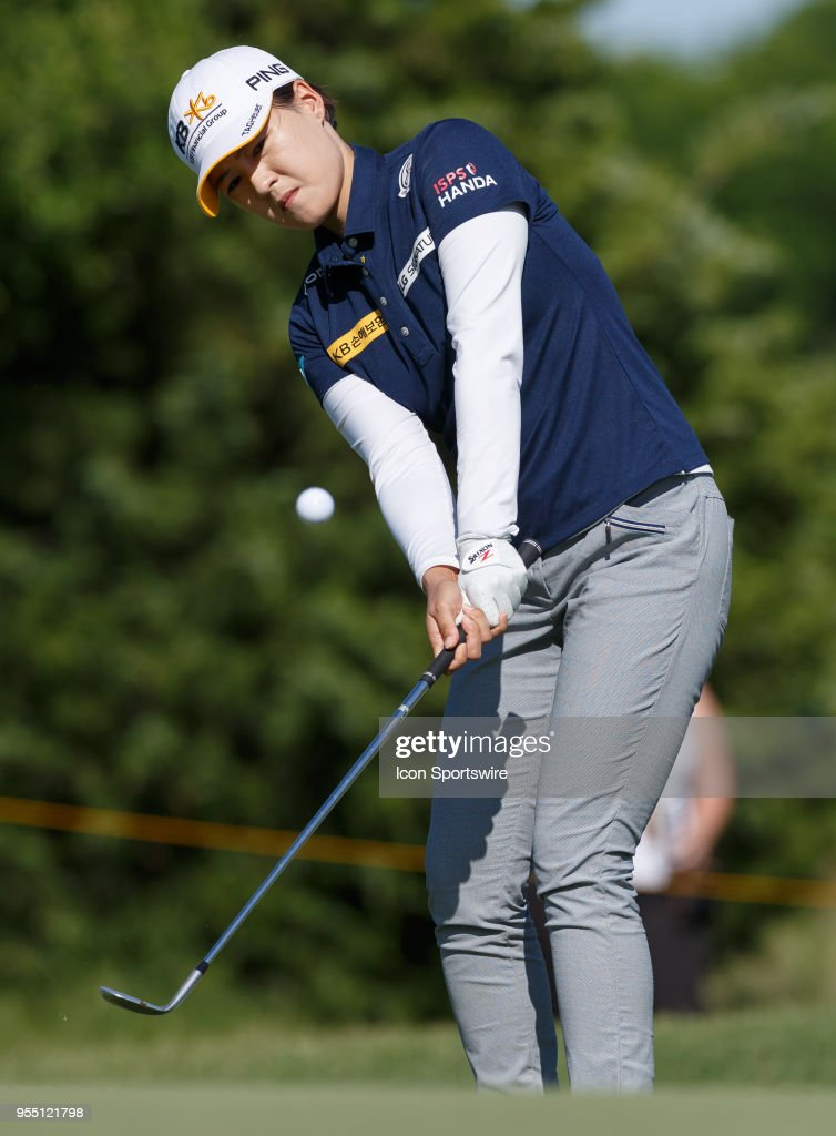 GOLF: MAY 05 LPGA - Volunteers of America Texas Classic : News Photo