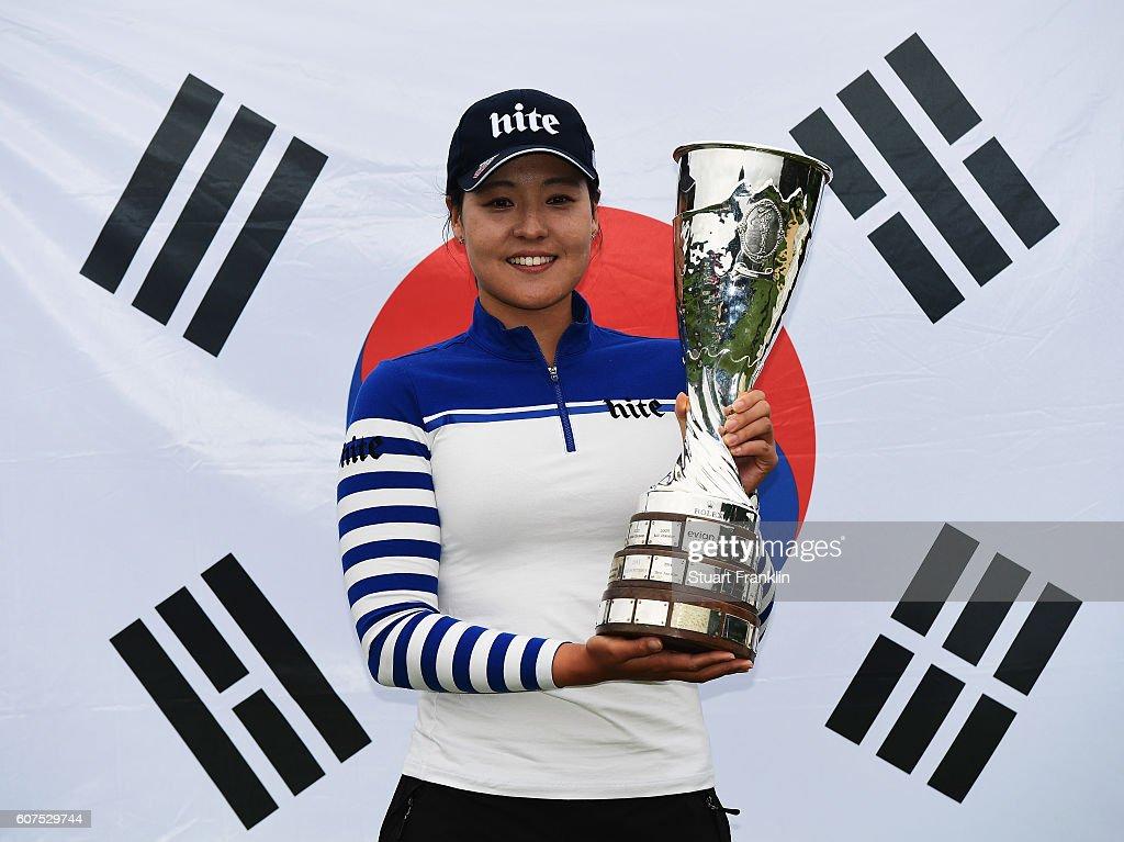Evian Championship Golf - Day Four : News Photo