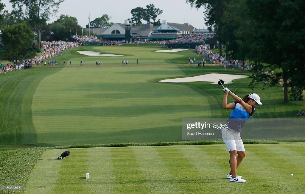 U.S. Women's Open - Final Round : News Photo